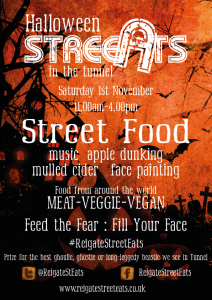 1st Nov Street Eats