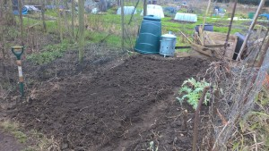 allotment first bed